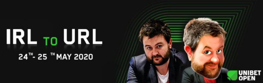 Unibet to host biggest ever online event in May